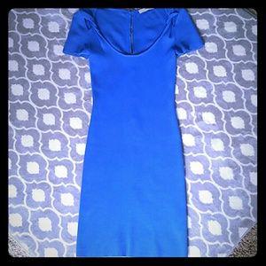 Reiss bandage dress